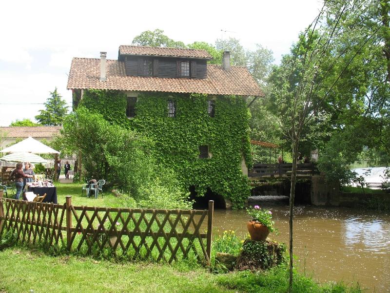 Moulin d'Annesse et Beaulieu