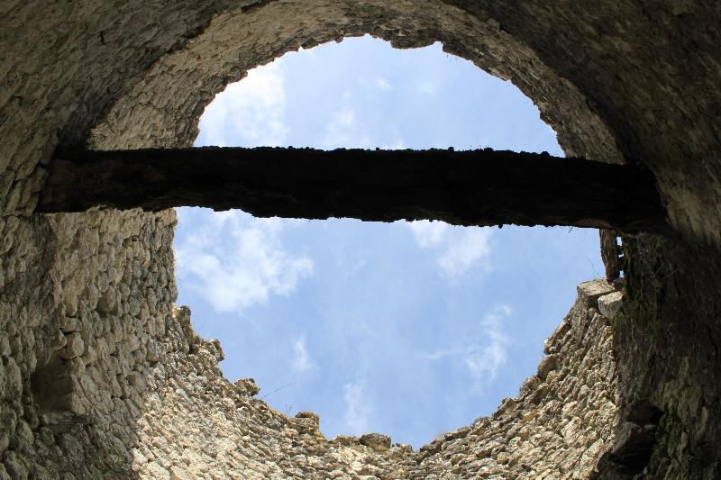 l\'interieur du moulin de la Citule