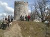 Vue d\'ensemble du moulin de Sadillac