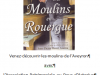 affiche moulins en Rouergue