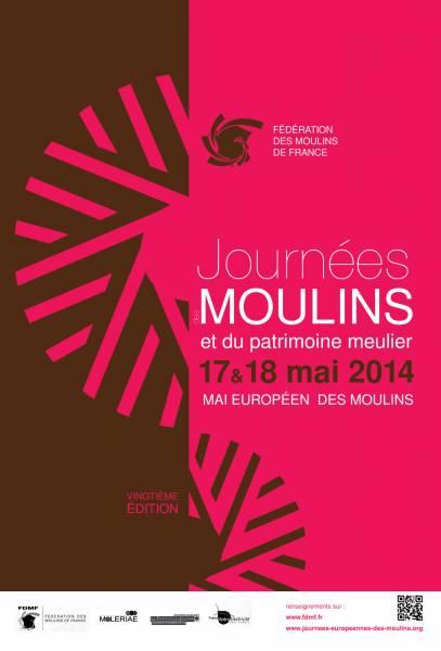 Journées du Patrimoine Meulier en Dordogne - Mai 2014