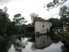 En amont du Moulin du Pont.