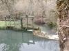 Vannes du barrage du Moulin
