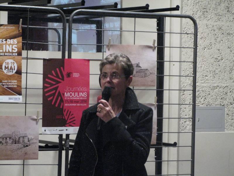 Discours de Dominique Massédre