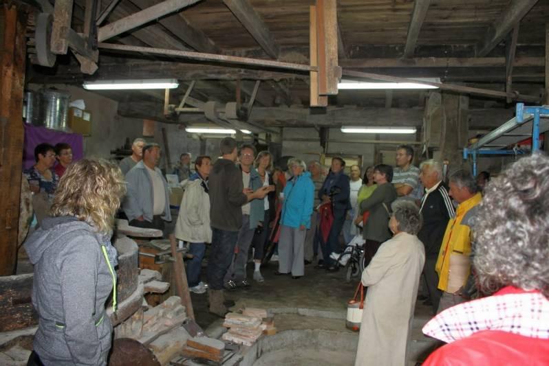 Au Moulin de Landry à Chantérac