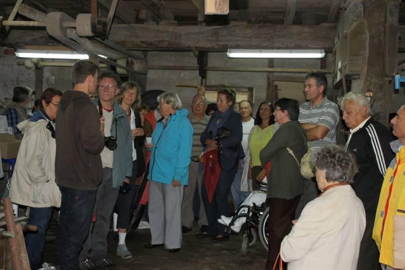 Histoire du moulin de Landry