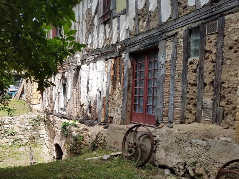 BERGERAC - Moulin Blanc aval
