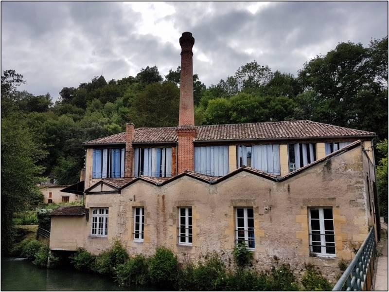 COUZE-ET-SAINT-FRONT - Moulin de la Rouzique