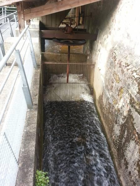 Turbine du Moulin de Meunot