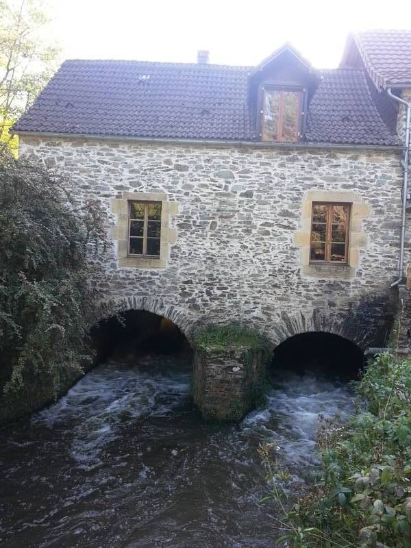 Bienvenue au Moulin du Pervendoux