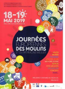 Journée Européennes des Moulins et du Patrimoine Meulier 2019