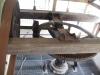 Axe de la turbine du Moulin de Montagrier